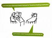 Pin By Scottsbeard On Funny Shit Work Humor Yeah Comic Strips