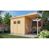 496 Cm X 368 Cm Gartenhaus Aldo Outdoor Structures Outdoor Pergola