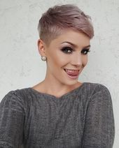 Pixie Haircuts for beauty Laides 2019 – Seite 2 von 41 – Frise – #BEAUTY #Frise #Haircuts #Laides #Pixie