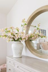 White Master Bedroom Ideas | HOME TOUR | A Slice of Style