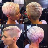 Erstaunliche Kurzhaarschnitte! – OMG Love Beauty!   – Hair:  Cool cuts and colors