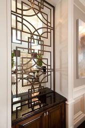 pattern forged partition – Google Search  – interior