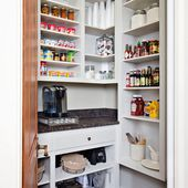 25 Awesome Small Space Organizing Ideas