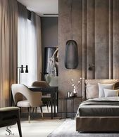 Contemporary Hotel Inspirations / Luxury Décor – Minimalist, clean lines and open-space feel