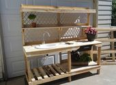 Inspirational Ideas for Wood Pallet Recycling