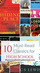 10 Should Learn Classics for Excessive College