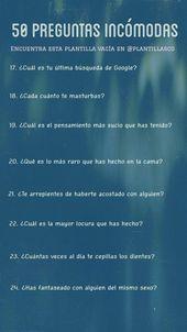 14 Ideas De Preguntas Fuertes Preguntas Preguntas Divertidas Preguntas Incomodas