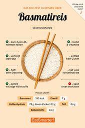 Basmati rice – what makes him so healthy