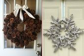 14 wonderful works you can do with the elegant fruit of a pine tree conifer – Yemek.com