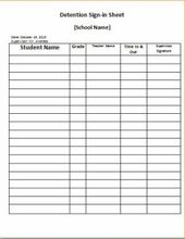 Weekly Employee Attendance Sheet Template Excel   Excel Template