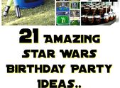 21 Star Wars Birthday Party Ideas to Feel the Force