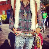 Mein #todays #urban #hippy #Gypset #outfit mit #MilagrosMundo #schmuck & #acces … – Mode