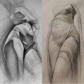 """ArteVM Ⓜ️ auf Instagram: """"Schöne Zeichnung von @andreysamarin * ——— * ——— * ——— * ——– – * #body #sketch #art #arts #arte #design # diseño # drawings … """""""