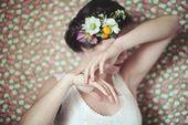 Pétrichor sublime la couronne de fleurs – Les Marieuses