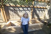 How To Make A Raised Juniper Garden Bed
