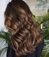 43+ Ideen für Haare Brown Balayage Beliage #brownhairbalayage