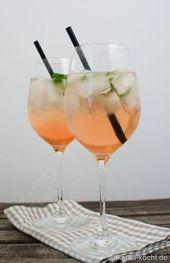 Ramazzotti Rosato Mio – der Sommer ist schön! – Katha-kocht!