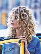 25 Super süße mittellange Frisuren – Frauen Fr…
