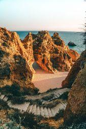 STRÄNDE IN PORTUGAL: Portugal ist so ein wunderschönes Land mit tollen Stränden …   – Urlaub in Europa