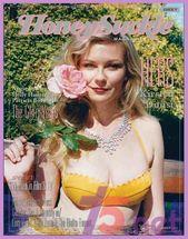 Kirsten Dunst: Cover article for Honeysuckle Magazines HERS   t75