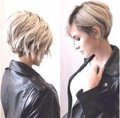 50 Neueste Kurzhaarschnitte für Frauen 2019 » Frisuren 2019 Neue Frisuren und Haarfarben #frisuren #Frauen #Frisuren #frisuren2019damen
