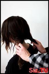 Low Bobby Pin Bun Hair Tutorial Low Bobby Pin Bun Hair Tutorial Low Bobby Pin Bu…