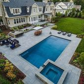 41 Colourful Spring Decorations for Swimming Pool