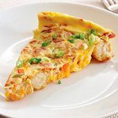 Desayuno Frittata De Patata   – Breakfast