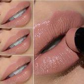 "Branquela Sardenta auf Instagram: ""Perfect Nude! Wet n Wild Megalast Farbe 902C Bare It All #swatches #lipstick #wetnwild #nudelips """