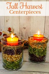 31+ Best Fall Candle Decoration Ideas For 2019