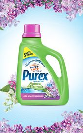 Purex Natural Elements Lilac Lavender Is An Affordable Plant