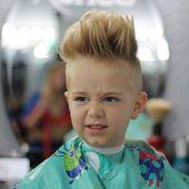 Little boy's cut: boy's cut trends are short