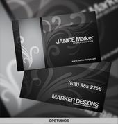 Awesome double sided black and white interior design business card awesome double sided black and white interior design business card template for inspiration business cards inspiration pinterest card templates reheart Image collections