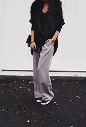 31 Looks, die zeigen, dass Anzughosen nicht mehr wie sonst getragen werden – Стиль и мода