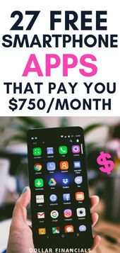 27 Best Phone Apps To Make Money: Make Free Money Online – Allen Schmidt