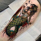Old School Tattoo – Vielleicht eines Tages … – #Tag #Schule #Tattoo   – Best T…