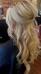 Boho chic wedding hairstyle for long hair with flowers. Wedding hairstyles half down hair and makeup from boho chic wedding hairstyle for long hair …
