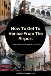 How To Get From Venice Train Station To Rialto Bridge