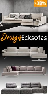 High-quality noble designer corner sofas in many different colors and unique …  – Lampen Wohnzimmer
