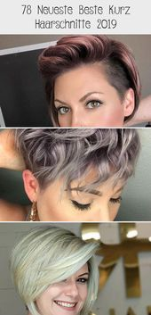 78 Latest Best Short Haircuts 2019