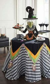 Perfect Halloween Kitchen Decoration To Scary Your Guests 12