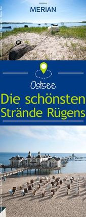 Insider tips for the most beautiful beaches Rügen