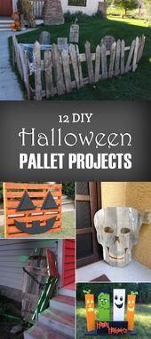 12 DIY Halloween-Lavaprojektia  | Bricolage #diycraftseaster #diycraftsforthehome   – Artisanat de bricolage