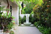 Entwerfen Sie den Innenhof – 25 Ideen für eine kleine urbane Oase, #den #eine #…