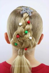 Diese einfachen Frisuren für die Schule sind schön #easyhairstylesforschool