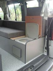 Fiat Doblo camper van conversion based in wrexham North Wales