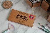 #Lighting #Makeup #Palette #Revolution #Strobe [  Makeup Revolution Strobe Light…