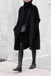 Zwarte items die je oneindig kan combineren #black…