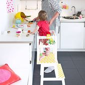 Make IKEA Hack learning tower DIY yourself!