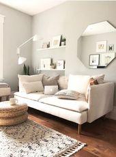 48 Coolest IKEA Living Room Hacks